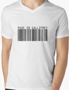 Made In Gallifrey Mens V-Neck T-Shirt