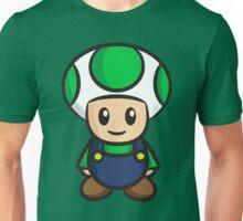Luigi Toad Unisex T-Shirt