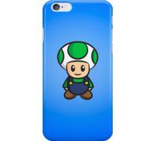 Luigi Toad iPhone Case/Skin