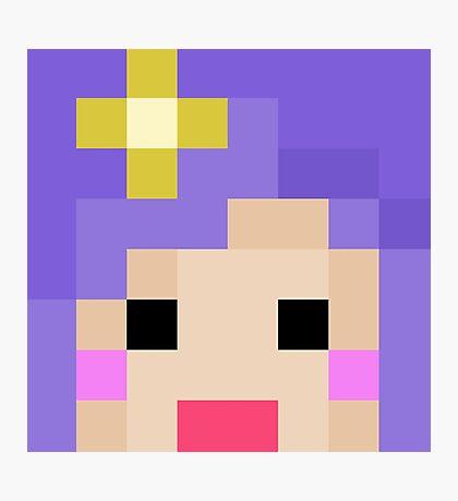 iHasCupquake Minecraft Cloud 9 Season 3 Skin Photographic Print