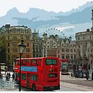 Streets Of London, by Claire McCall by Claire McCall
