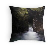 Devil's Cauldron Throw Pillow