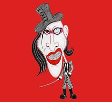 Dark Rock Metal 90's Funny Caricature Unisex T-Shirt