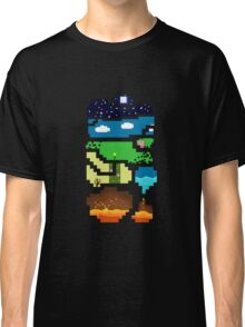 Minecraft Fan Art ON A LOT OF STUFF! Classic T-Shirt