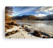 Brothers Water, Lake District Canvas Print