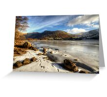 Brothers Water, Lake District Greeting Card