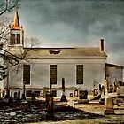 New Prospect Reformed Church and Cemetery by PineSinger
