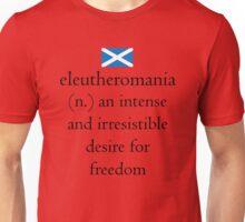 Scottish Flag Freedom Seeker Unisex T-Shirt
