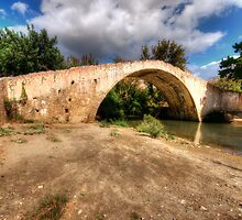 Crete Packhorse Bridge by Stephen Smith