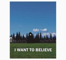 StoryBrooke - I Want To Believe One Piece - Long Sleeve