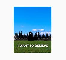 StoryBrooke - I Want To Believe Unisex T-Shirt