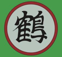 鶴 T-Shirt