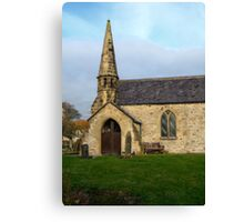 St Johns Church Canvas Print