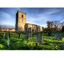 Holy Trinity Church Photographic Print