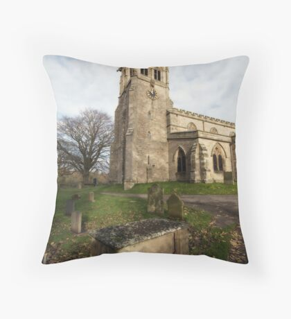 St Andrews Church Throw Pillow