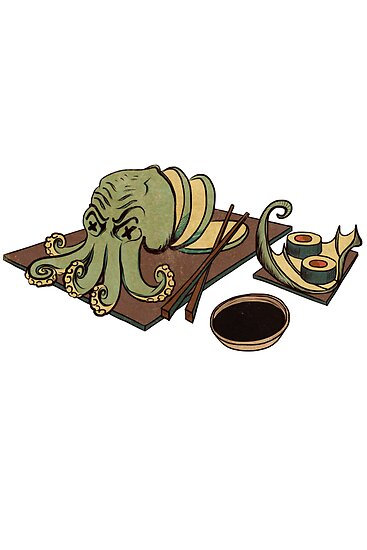 R'lyeh Sashimi by Lopesco
