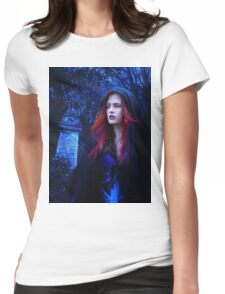 Wary Womens Fitted T-Shirt