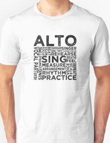 Alto Typography T-Shirt