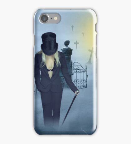 Attendant iPhone Case/Skin
