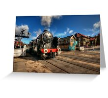 Grosmont Greeting Card