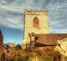 St Marys Church, York by English Landscape Prints