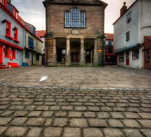 Whitby Old Town by Stephen Smith