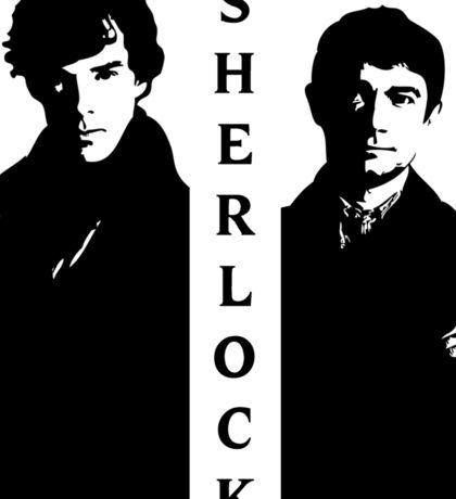 Sherlock&Watson Sticker