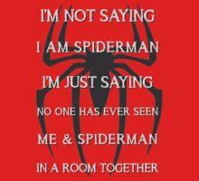 Half Spider - Half Man Kids Tee