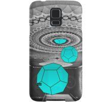 Dodecahedron Manifestation Samsung Galaxy Case/Skin