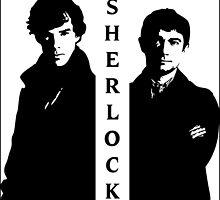 Sherlock & Watson by hinomaru17