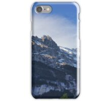 Swiss Paradise iPhone Case/Skin