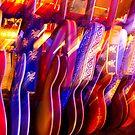 Guitars by jscherr