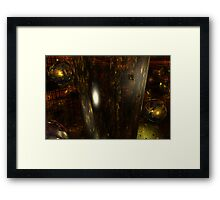 Just a matter of perspective Framed Print