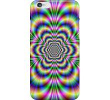 Psychedelic Hexagon iPhone Case/Skin