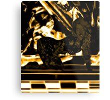 Holly Wood Metal Print