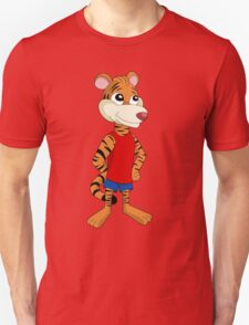 Cartoon tiger Unisex T-Shirt