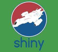 Stay Shiny One Piece - Short Sleeve