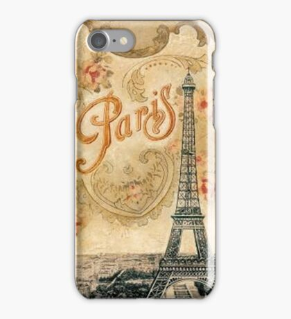 Oui Paris iPhone Case/Skin