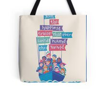 It's a Small World Poster Tote Bag