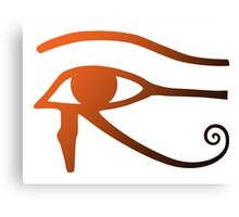 Horus Eye Canvas Print