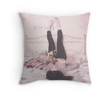 120/265 Throw Pillow