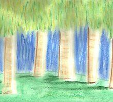 Dream trees 2 by akinmytua