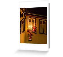 Tübingen at Christmas 4 Greeting Card