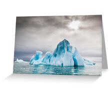 Polar Iceberg - Arctic Greeting Card