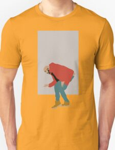 Drake Hotline Bling Video Illustration OVO Sneaker Head funny nerd geek geeky T-Shirt
