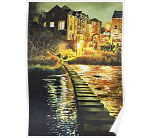 Morpeth Stepping Stones Poster