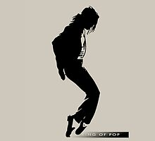 Michael Jackson MJ King of Pop IPhone Case by Givens87