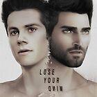 LoseYourMind - Stiles/Derek by Caim