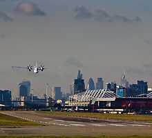 Take off from London by DavidHornchurch