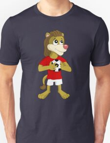 Cartoon lion Unisex T-Shirt